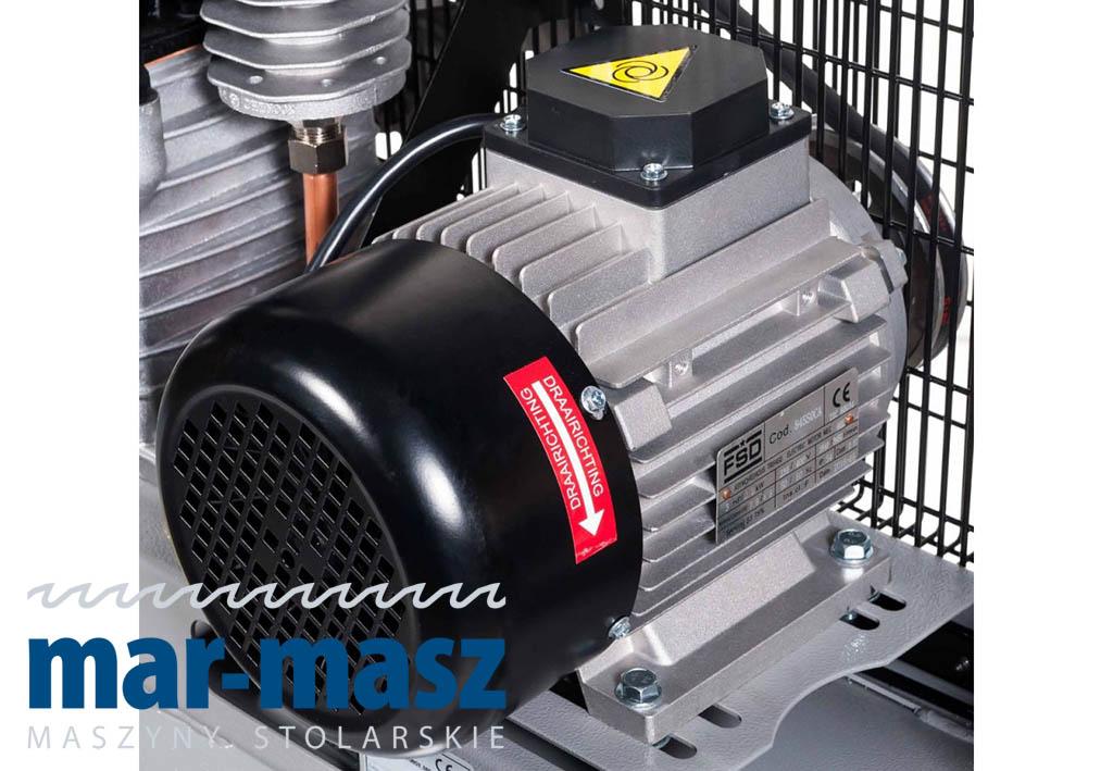 Sprężarka tłokowa AIRPRESS HK 425-200 Pro