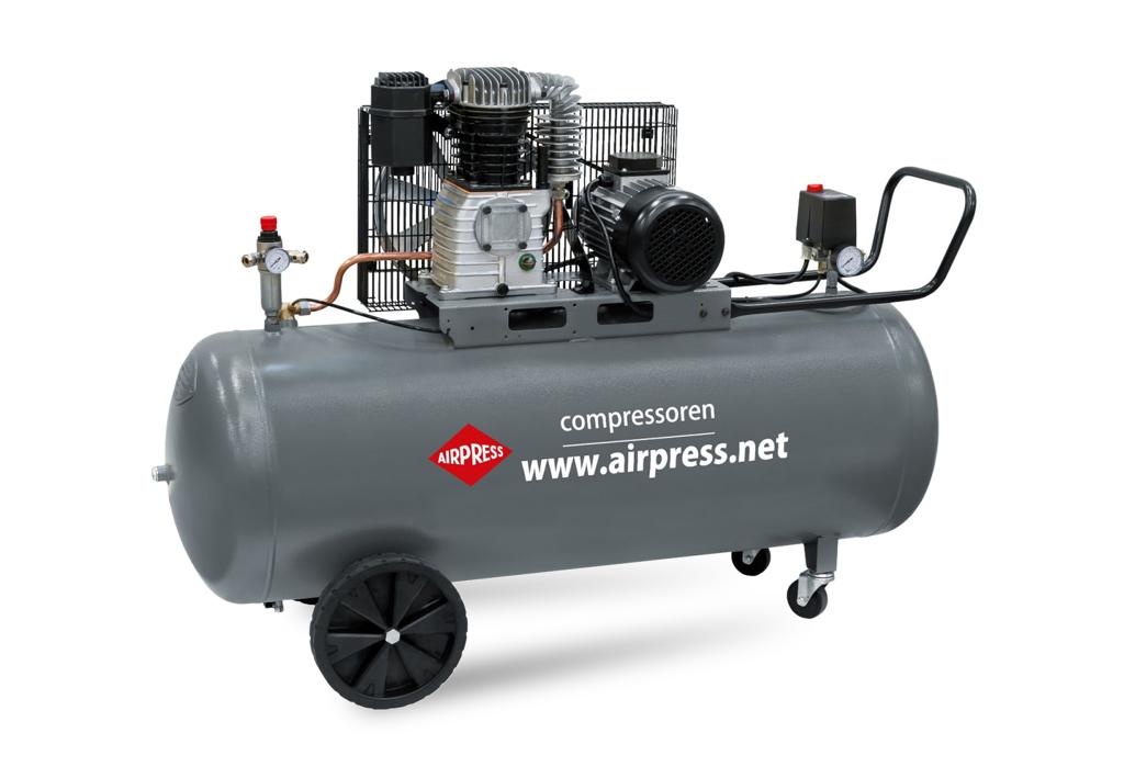 Sprężarka tłokowa AIRPRESS HK 600-200 Pro