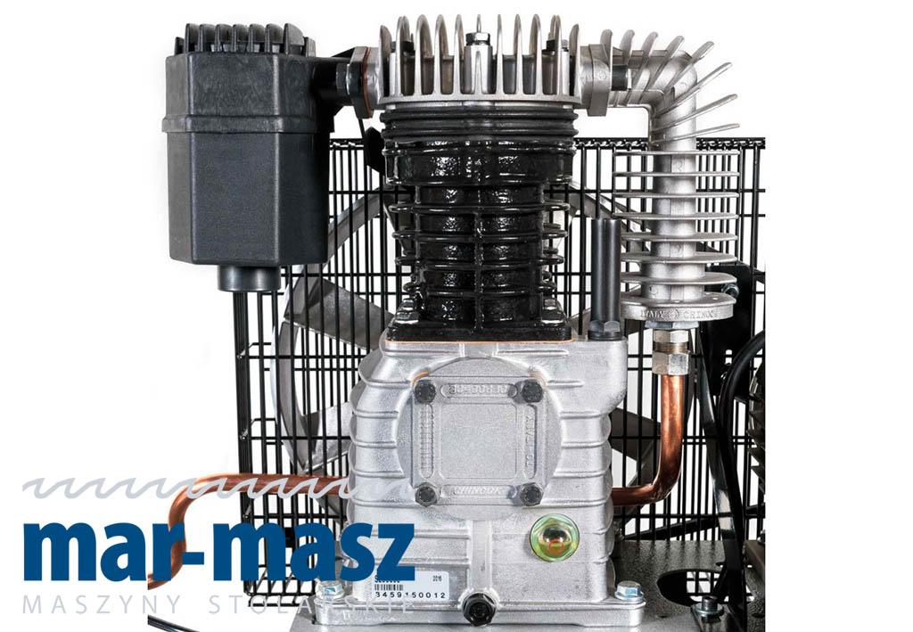 Sprężarka tłokowa AIRPRESS HK 600-270 Pro