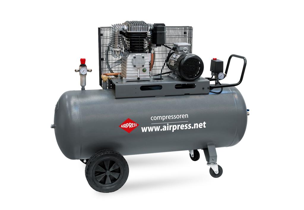 Sprężarka tłokowa AIRPRESS HK 700-300 Pro
