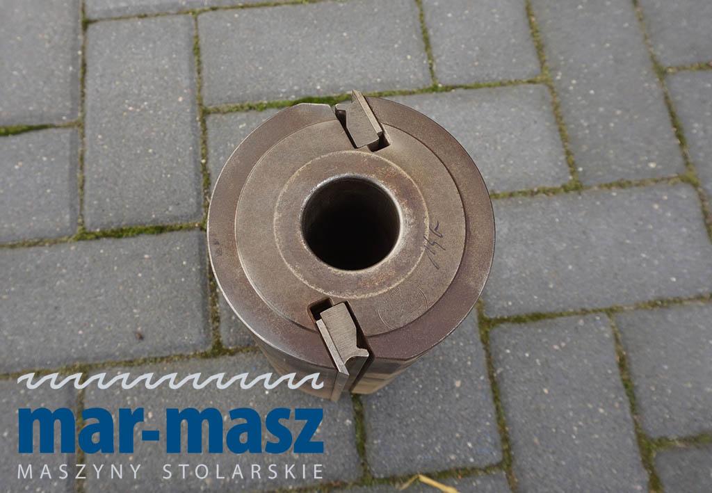 Głowica strugarska dwunożowa 230×125/40