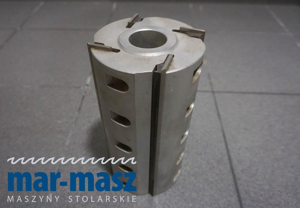 Głowica strugarska czteronożowa aluminiowa 235×120/40
