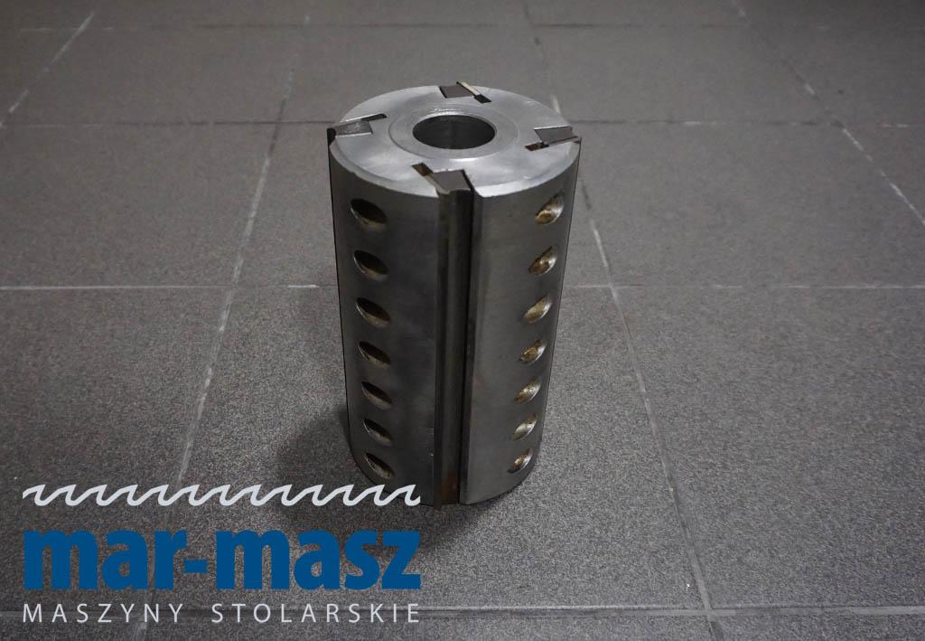 Głowica strugarska czteronożowa aluminiowa 210×120/40