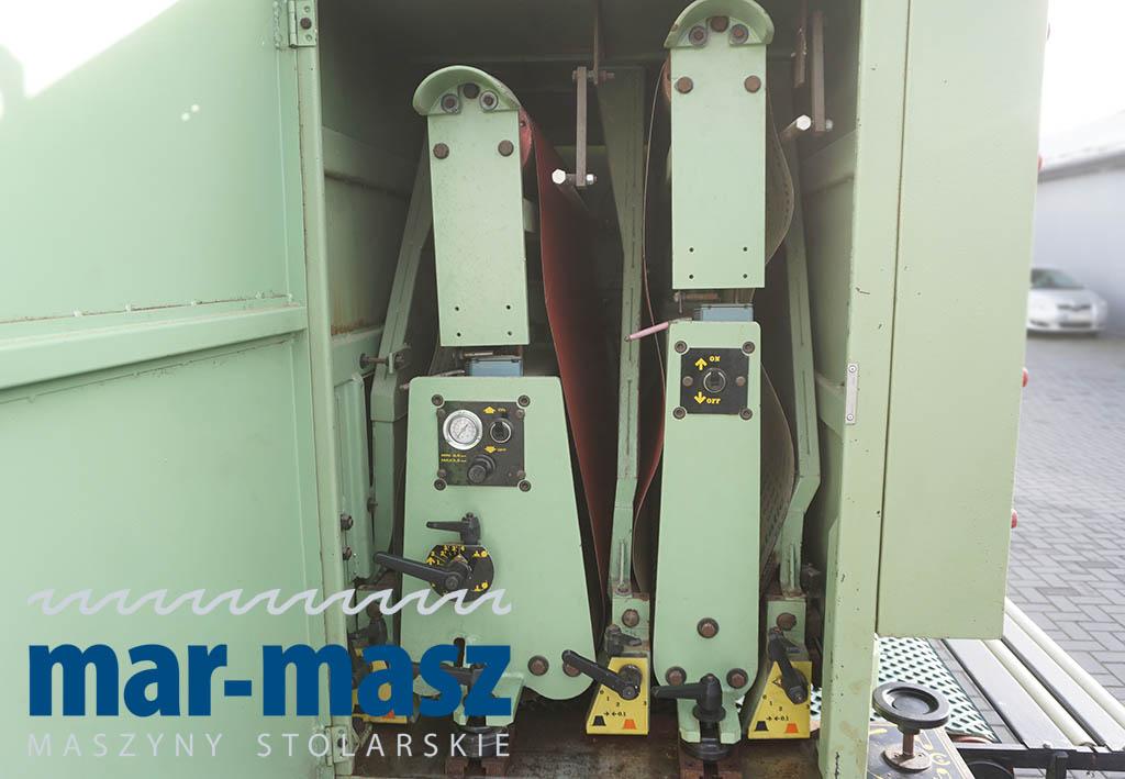Szlifierka szerokotaśmowa SICAR CL2 NRT
