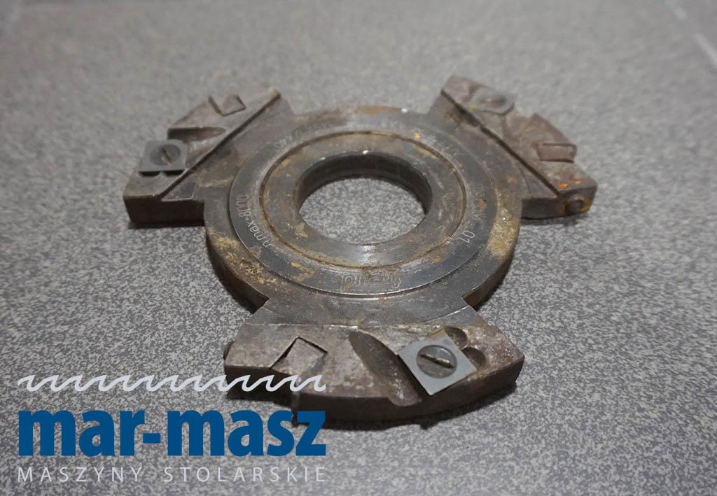 Głowica Frez do strugarki 12×145/40