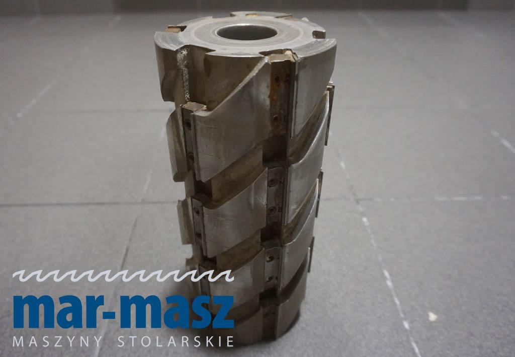 Głowica strugarska dzielona aluminiowa 270×125/40