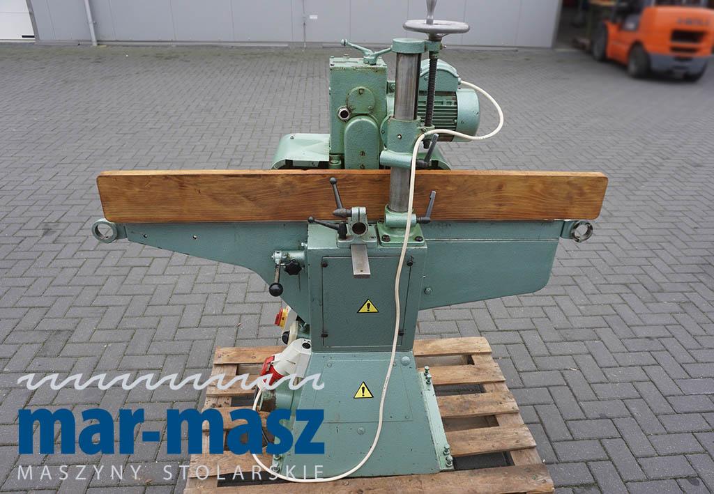Szlifierka przelotowa MAWEG SE I 17