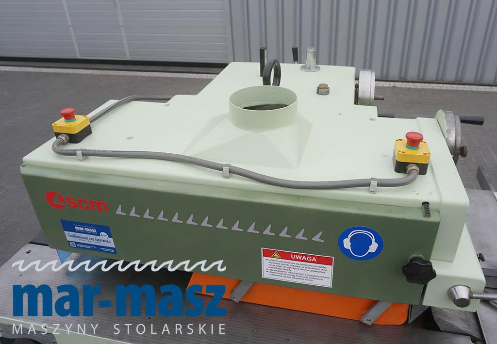 Wielopiła gąsienicowa SCM M2 210/130
