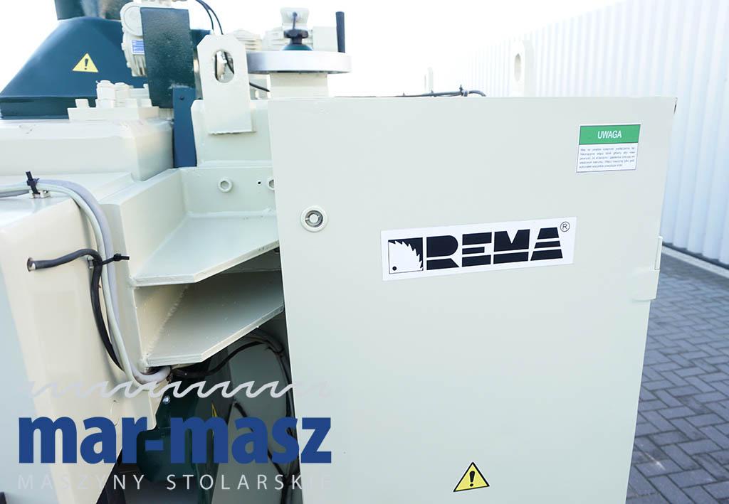 Wielopiła gąsienicowa REMA DMJK 140