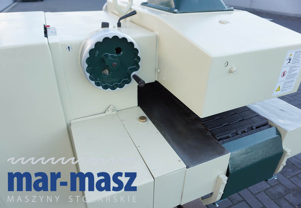 Wielopiła gąsienicowa SCM M3