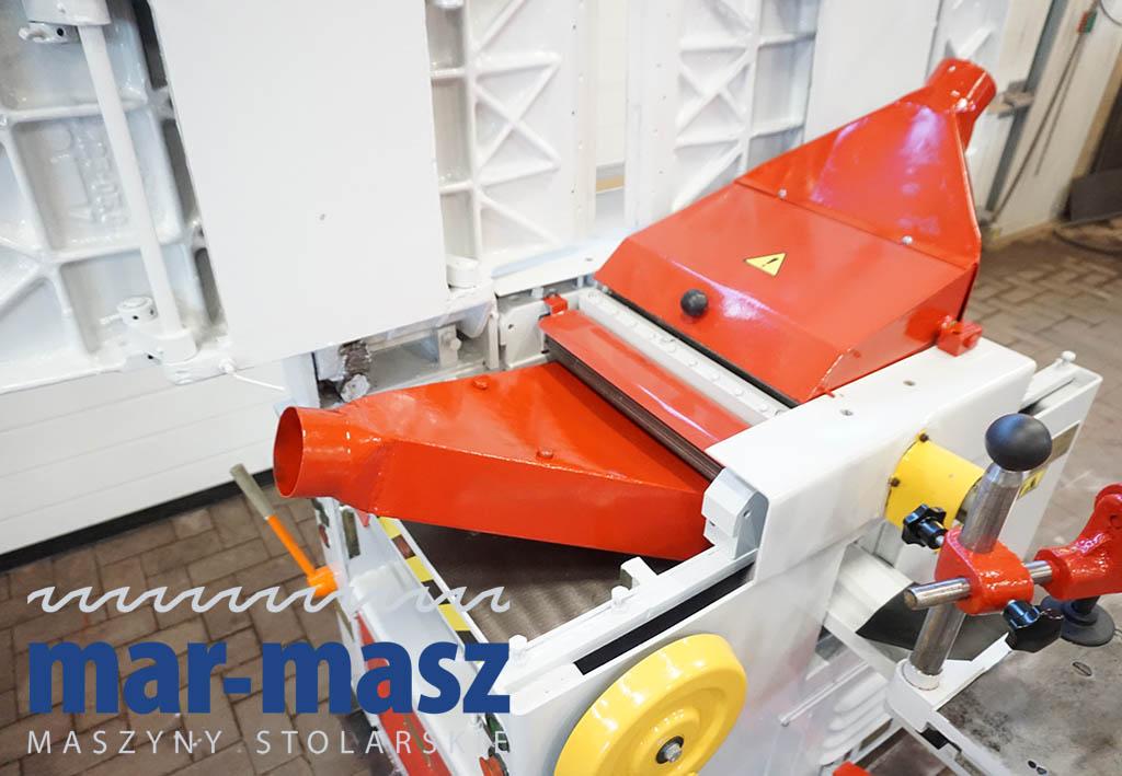 Wyrówniarko – grubościówka JAROMA DYSC 3