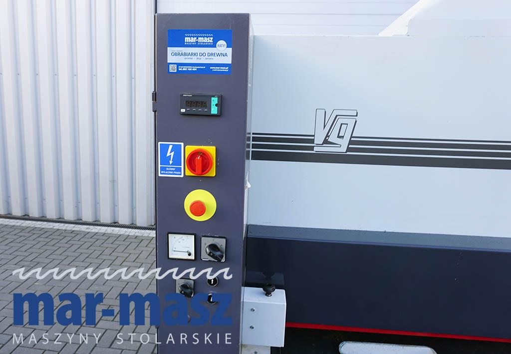 Szlifierka szerokotaśmowa Mastersander VG M-1330-2KS