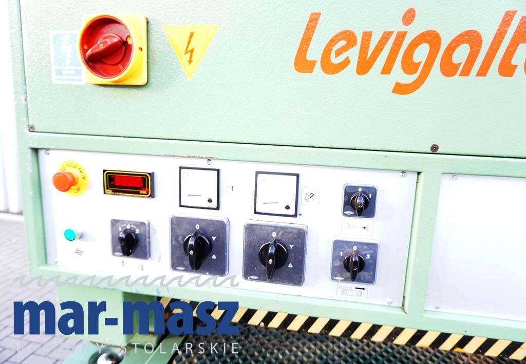 Szlifierka szerokotaśmowa Levigaltecnica LT Mini SRRN 900