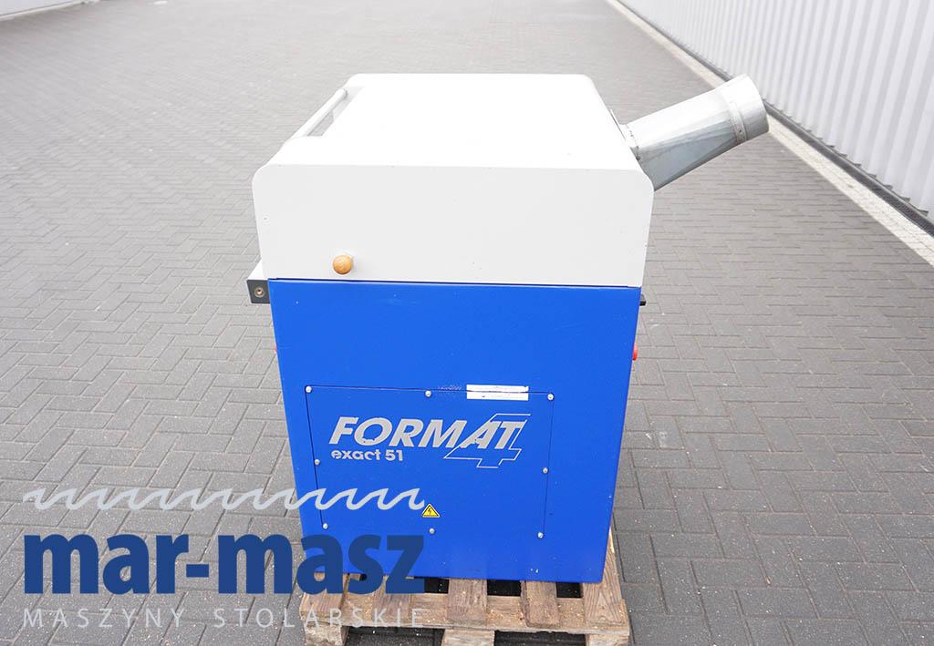 Grubościówka Felder Format EXACT51
