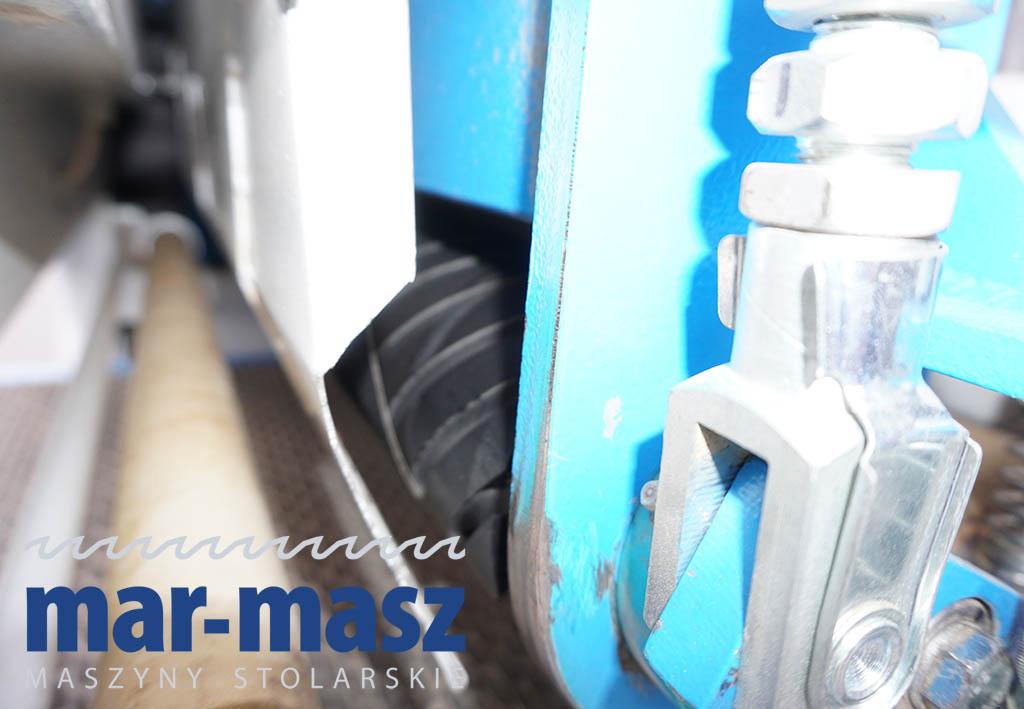 Szlifierka szerokotaśmowa KBM RKRS630