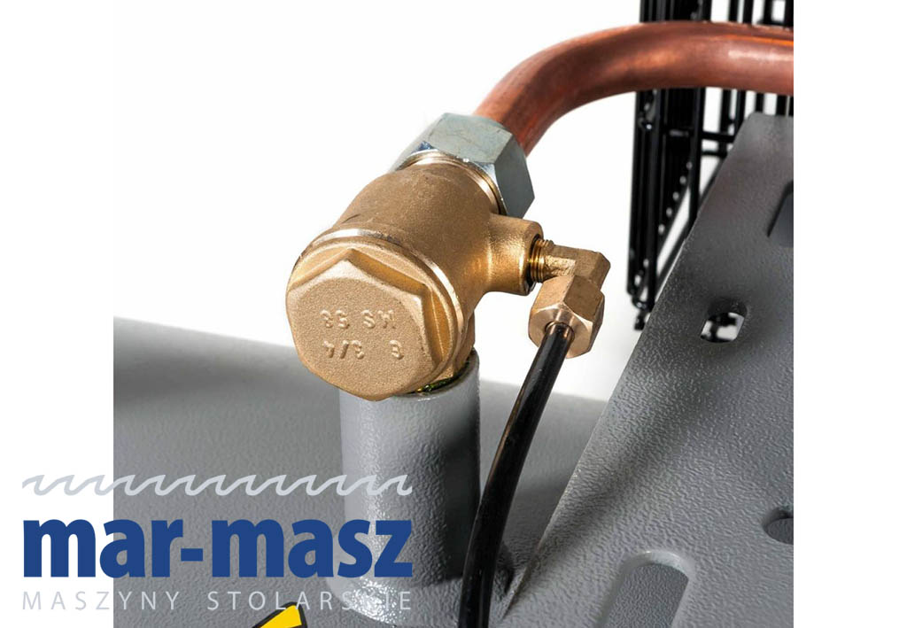 Sprężarka tłokowa AIRPRESS HK 650-200 Pro
