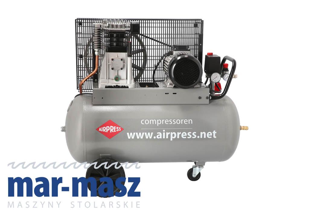 Sprężarka tłokowa AIRPRESS HK 600-90 Pro