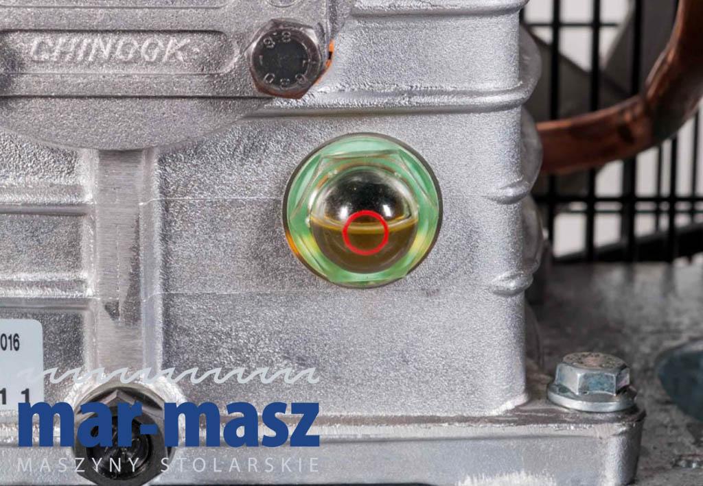 Sprężarka tłokowa AIRPRESS G 600-200 Pro (galwanizowana)