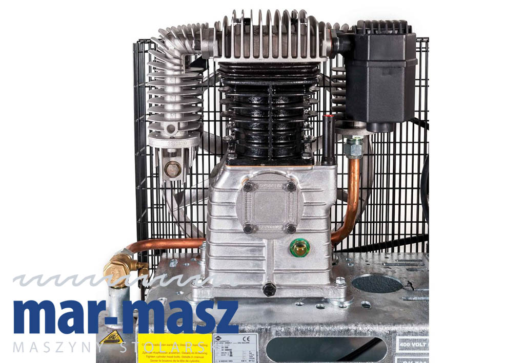 Sprężarka tłokowa AIRPRESS G 700-300 Pro (galwanizowana)