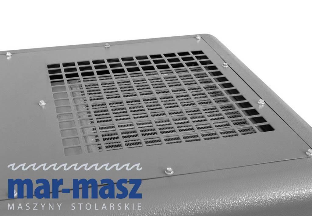 Kompresor śrubowy AIRPRESS APS 7.5 IVR COMBI DRY X
