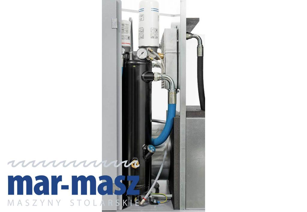 Kompresor śrubowy AIRPRESS APS 10D Combi Dry