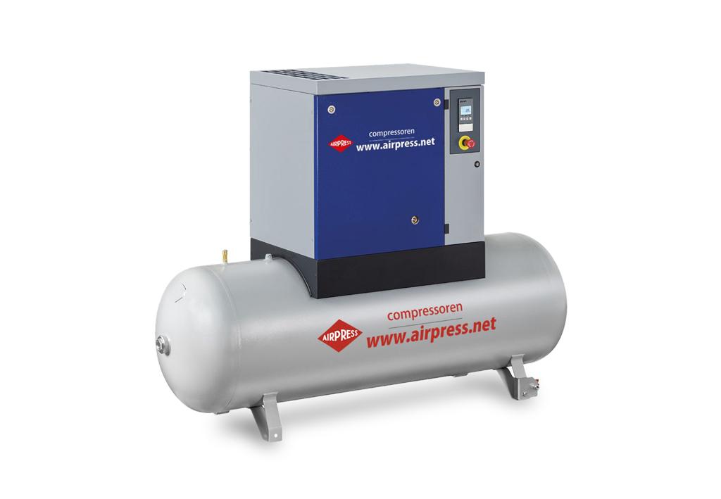 Kompresor śrubowy AIRPRESS APS 15 Basic Combi