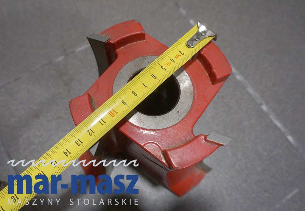 Głowica frez do imitacji deski półbal bal 125×130|180/40