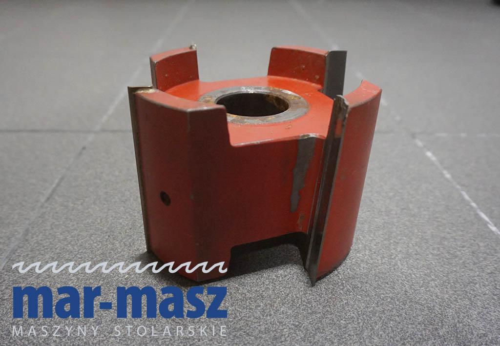 Frez nasadzany czteronożowy 100×140/40