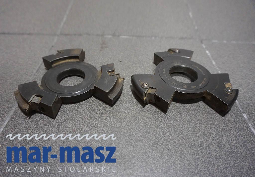 Głowica Frez do rowków profilowy 20×154/40