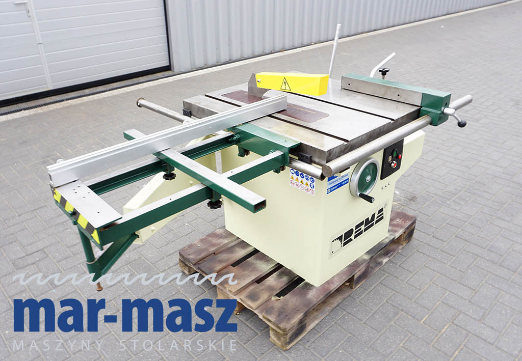 Piła tarczowa REMA DMFA-35