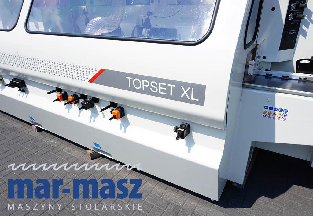 Strugarka czterostronna SCM TOPSET XL 23