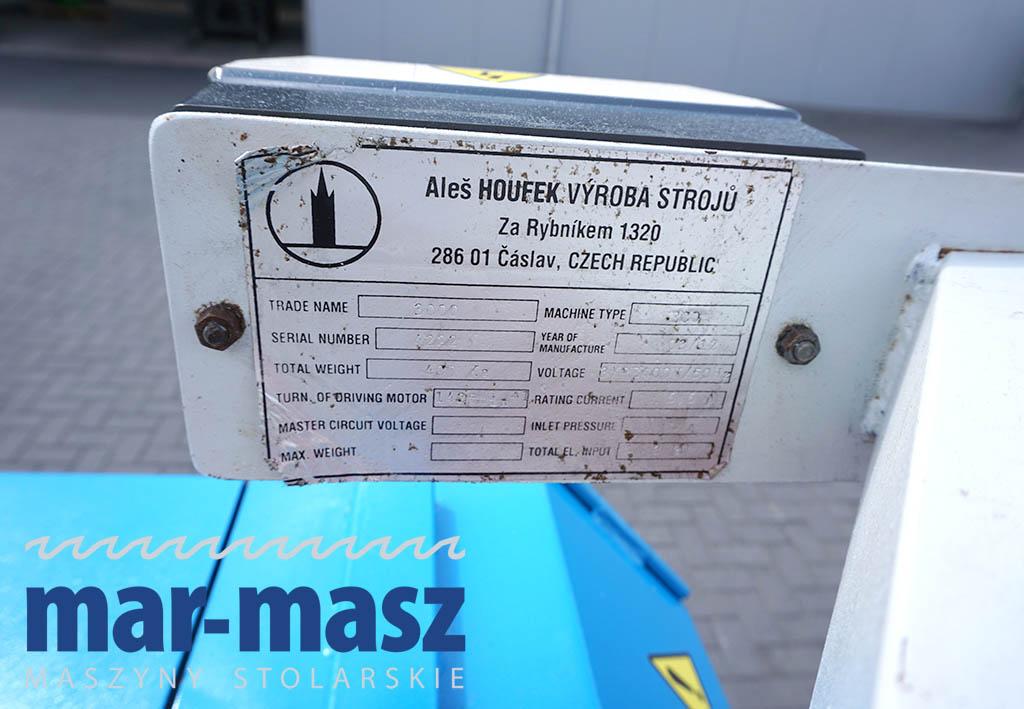 Szlifierka długotaśmowa HOUFEK ECO 280