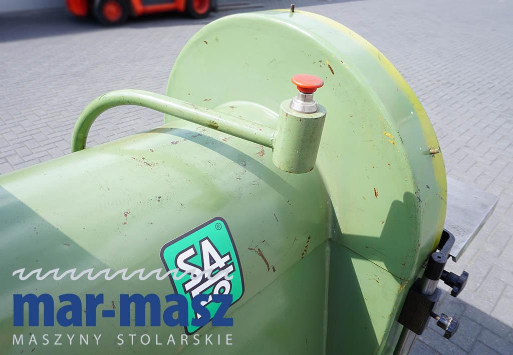 Szlifierka dwutarczowa SAFO DZTA 63