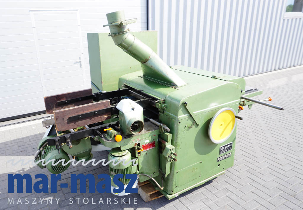 Strugarka czterostronna Pinheiro MF 45-630