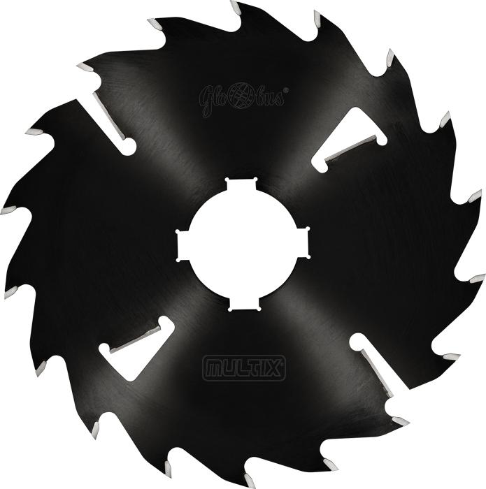 GLOBUS Piła HM 3,6/2,5/18z+4 GM20 zab.4(20×6)