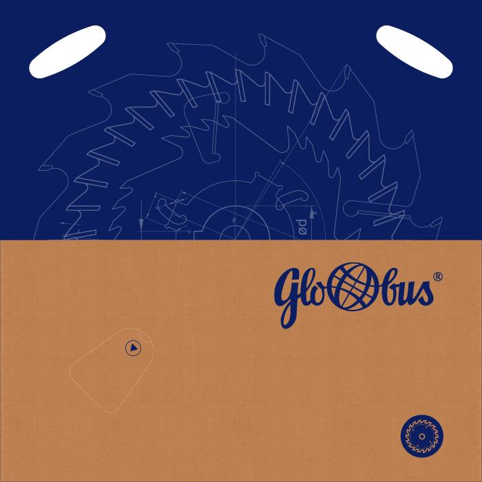GLOBUS Piła HM 3,0 GA15 (L) otw.combo