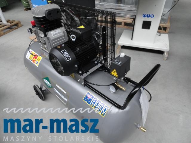 Sprężarka tłokowa AIRPRESS HK 600/200