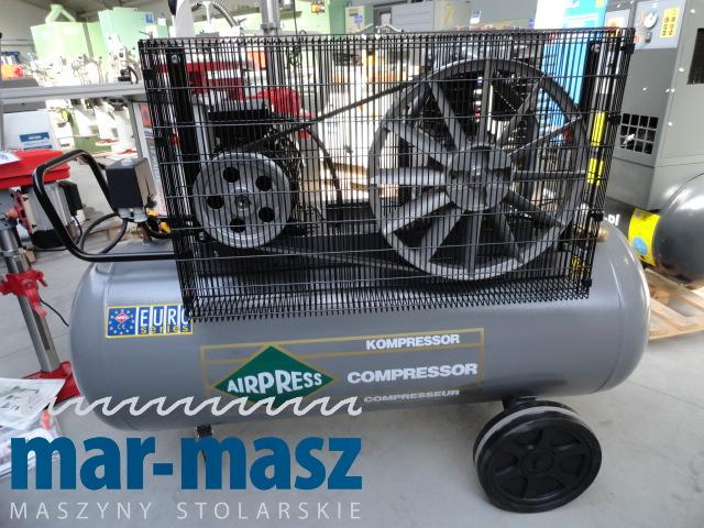 Sprężarka tłokowa AIRPRESS HK 700/300