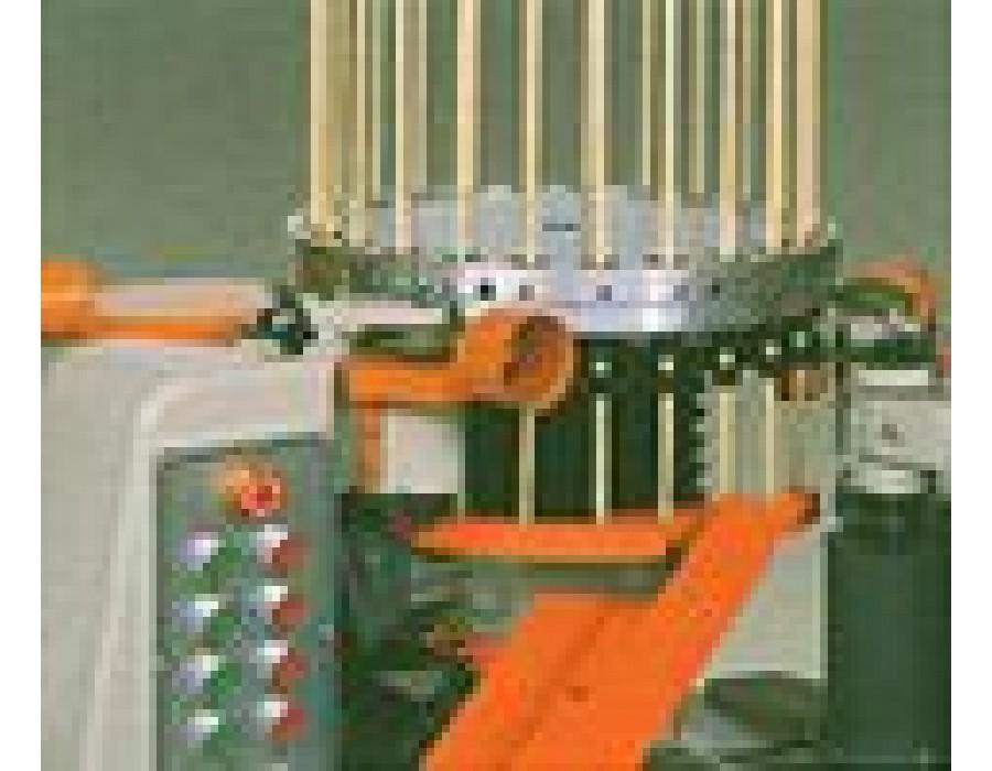 Maszyna do cięcia i fazowania kołków WINTER Typ DCC-220