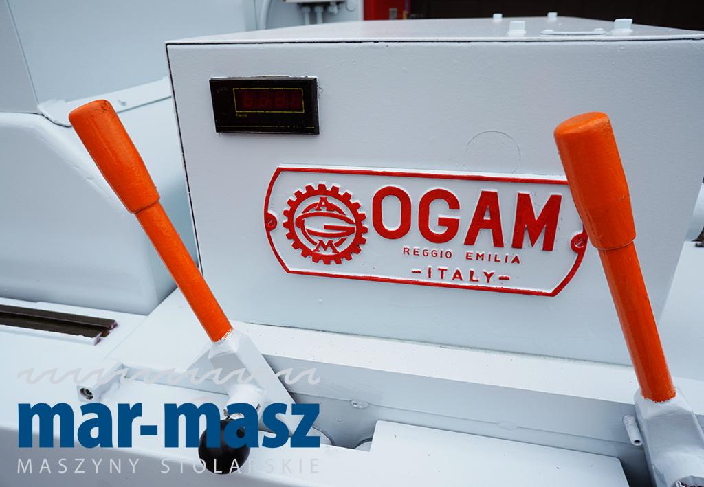 Wielopiła gąsienicowa OGAM PO-680/D