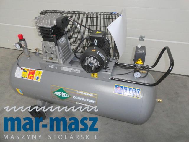 Sprężarka tłokowa AIRPRESS HK 425/200