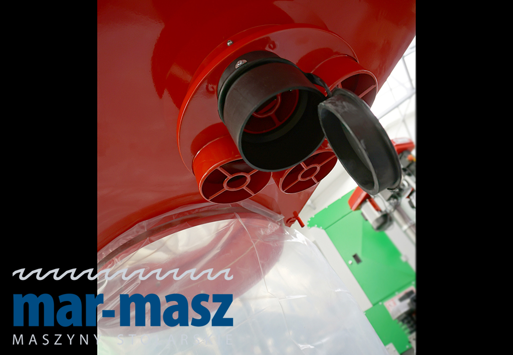 Odciąg do trocin Holzmann ABS 8000 PRO