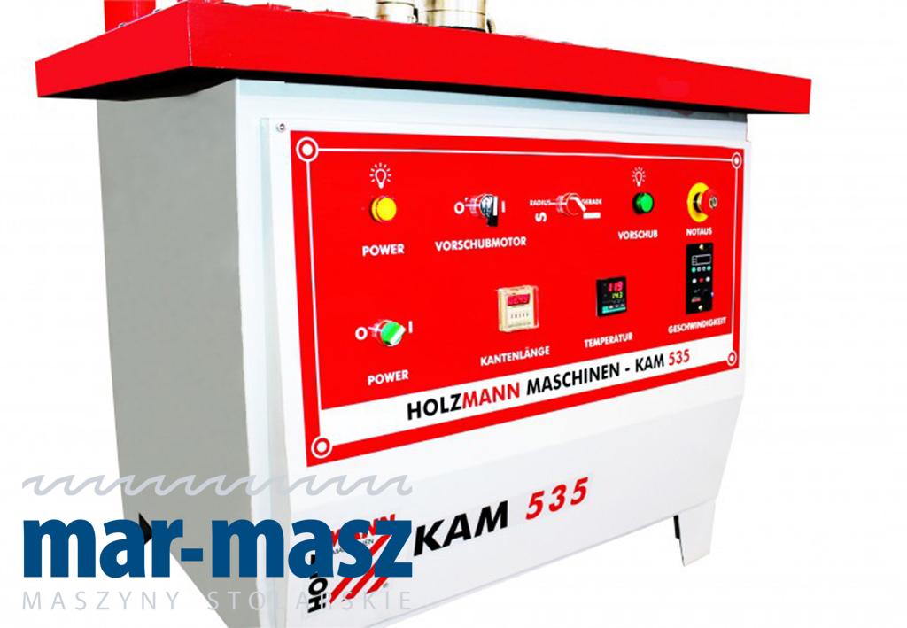Okleiniarka HOLZMANN KAM 535
