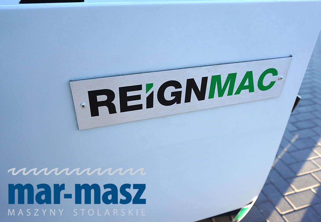 Strugarka czterostronna REIGNMAC RMM 420