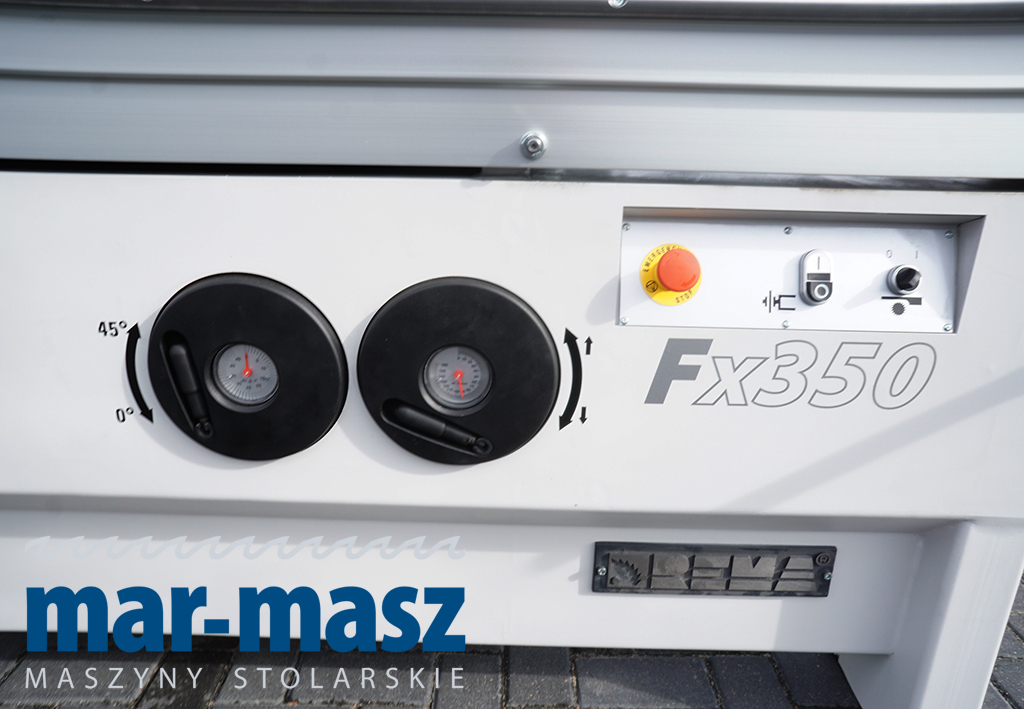 Piła formatowa REMA Fx350 wersja 6kW / 1300