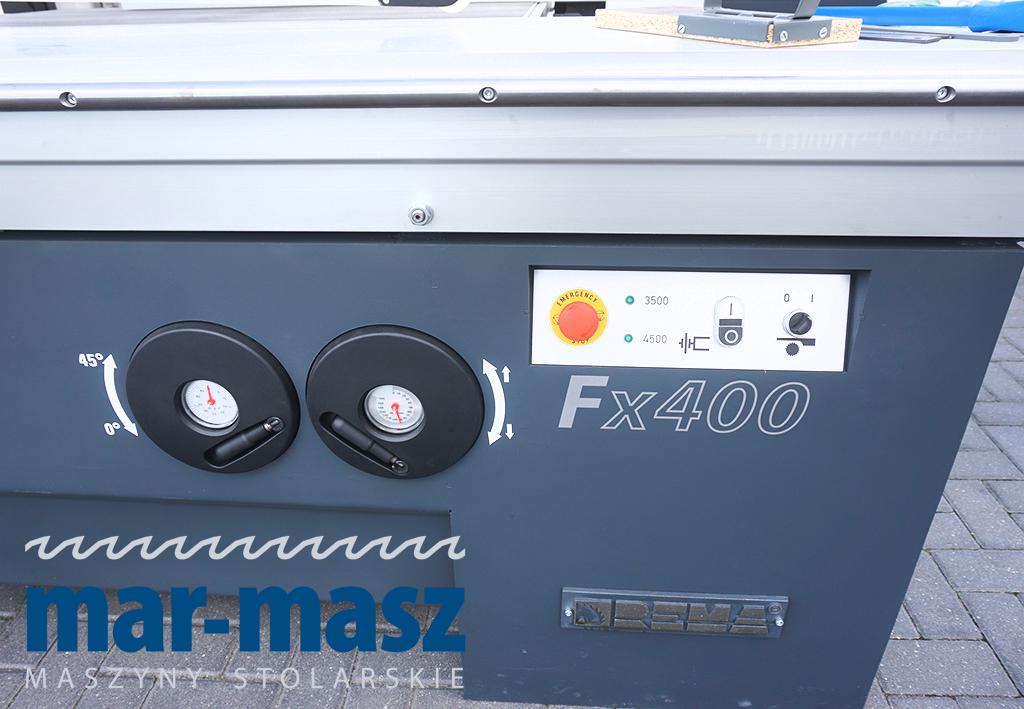 Piła formatowa REMA Fx400