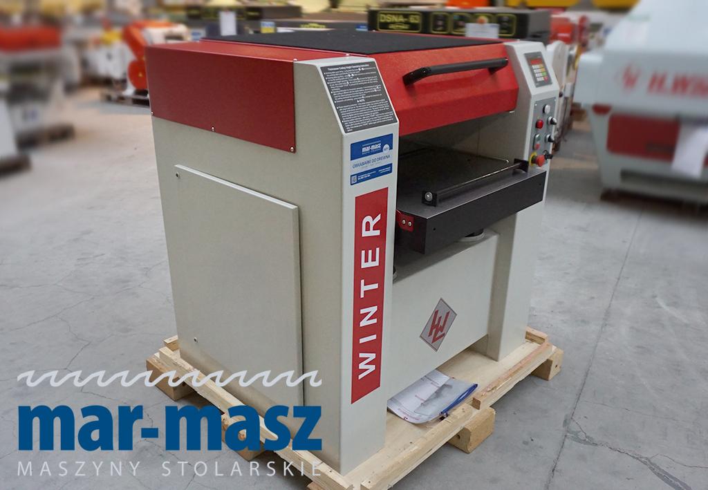 Grubościówka WINTER PLANERMAX 630 DELUXE