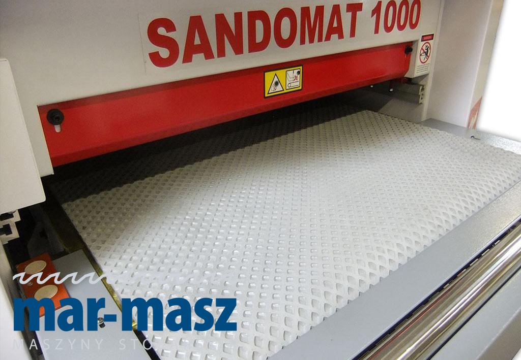 Szlifierka szerokotaśmowa WINTER Sandomat RP 1000