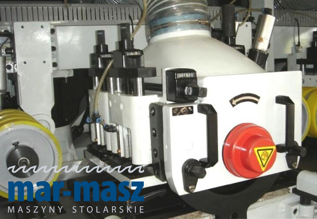 Strugarka czterostronna WINTER TIMBERMAX 6-33TT