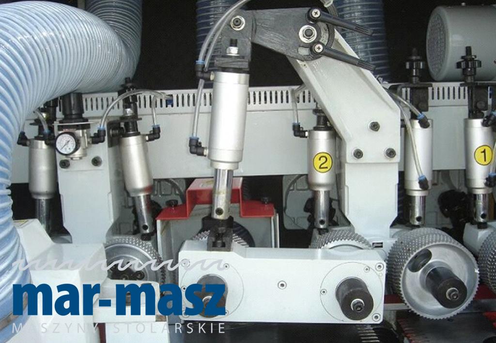Strugarka czterostronna WINTER TIMBERMAX 5-23 z wrzecionem mobilnym